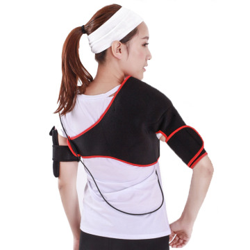 Shoulder physical therapy far infrared  heating pad