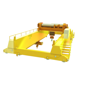 Double beam overhead crane workshop use price