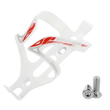Road & Mountain Bicycle Water Bottle Cage White