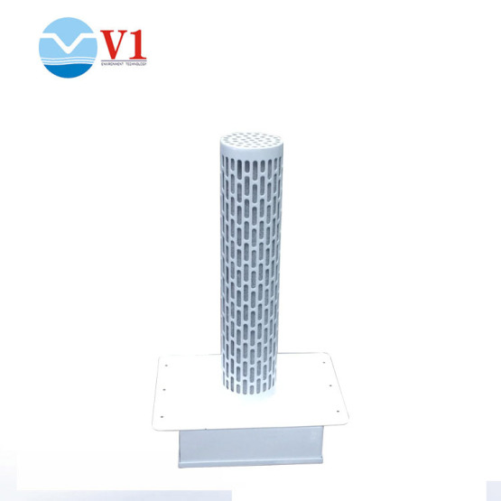 HVAC Type UV Air Purifier with Germicidal Light
