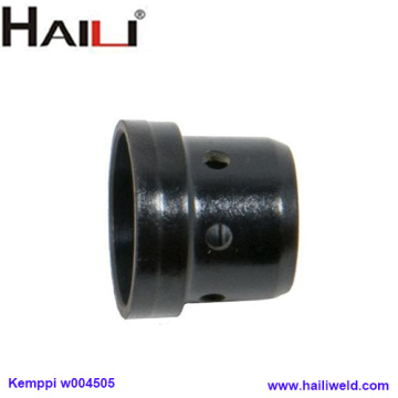 W004505 black gas diffuser dmc for kemppi