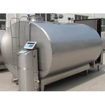 1000L milk cooling tank for cows