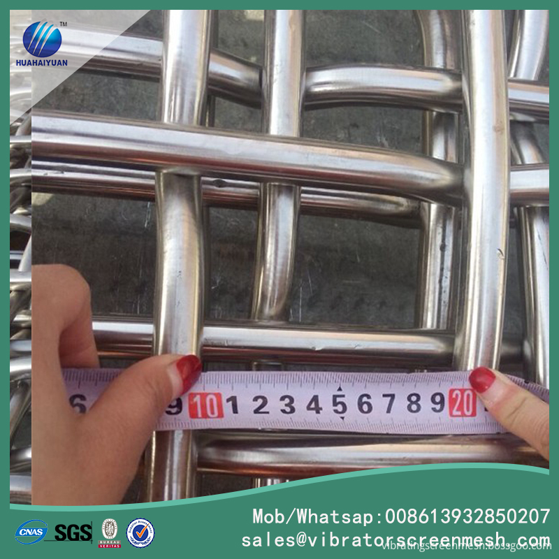 Stainless Steel Vibrating Screen Mesh