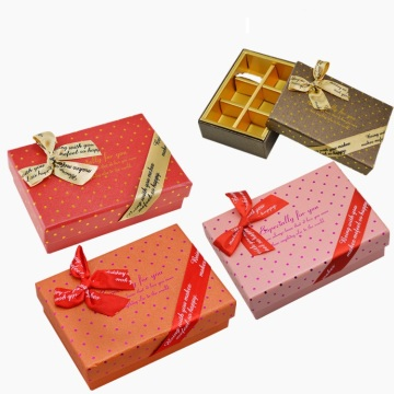 6 packs chocolate packaging box india