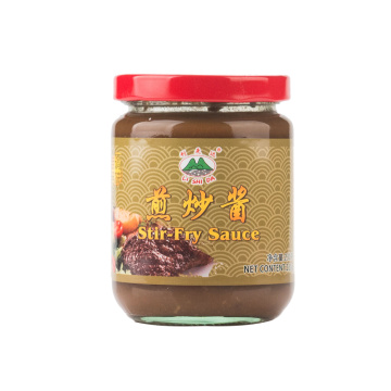 230g Glass Jar Stir Fry Sauce