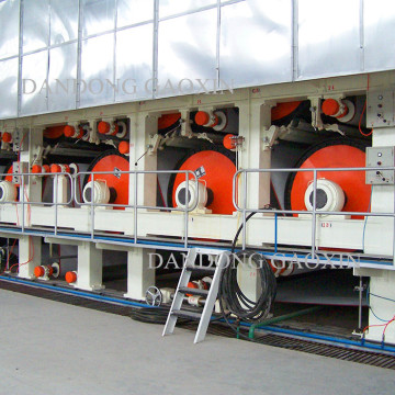 Test Liner Paper Making Machine