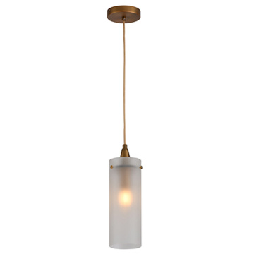 Single glass Material Hanging Pendant Lamp