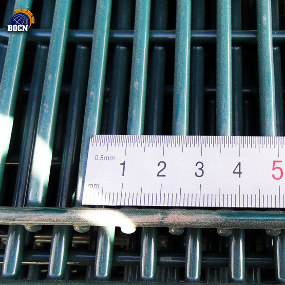 hot-dipped galvanized high Security 358 Anti-climb Fence
