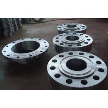 Stainless steel high pressure flange