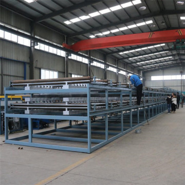 Slice Veneer Dryer Machine for Brazil