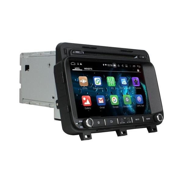 in dash car entertainment system for K5 OPTIMA