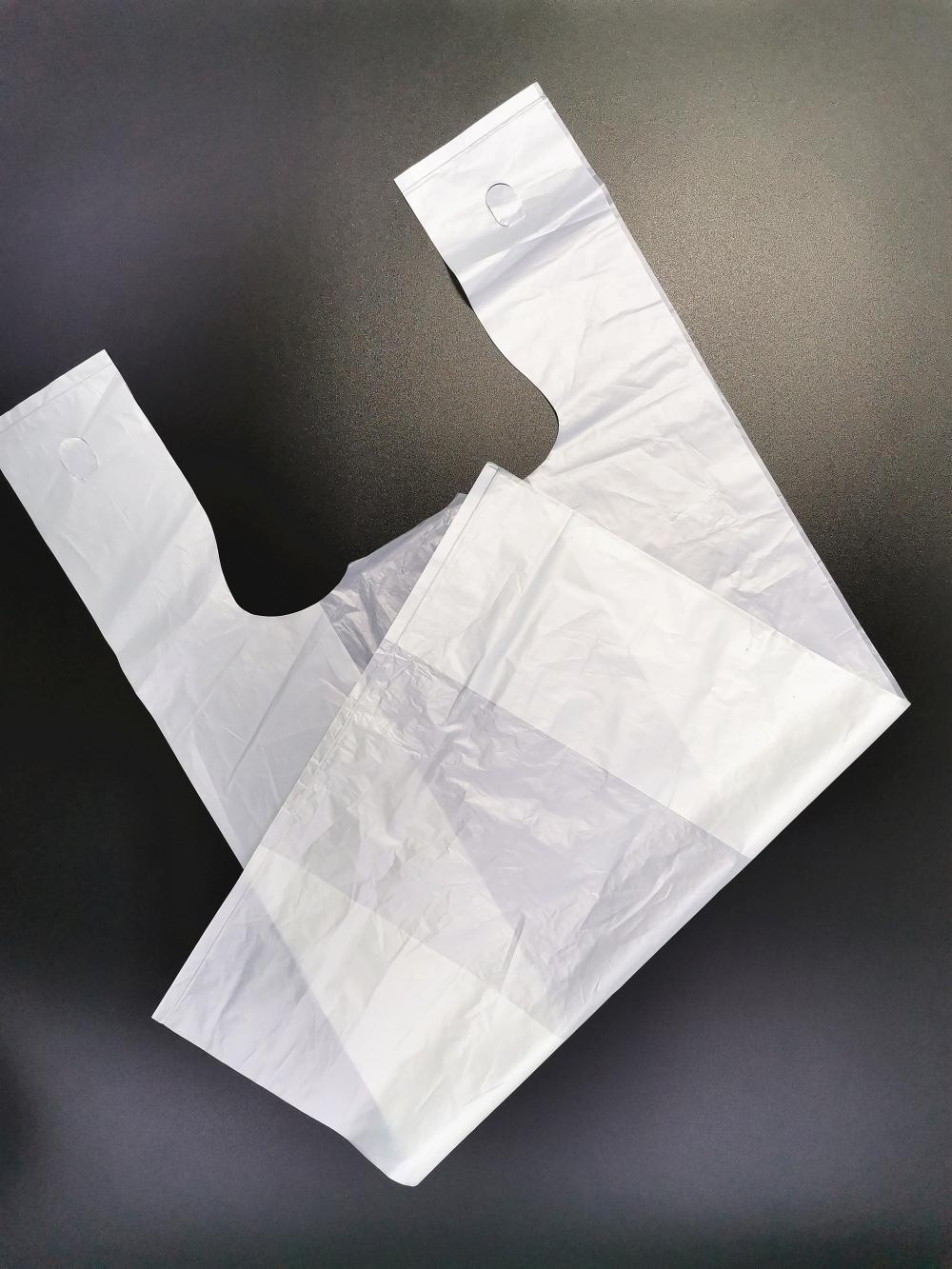 Compostable Non-toxic Plastic Shopping Bags