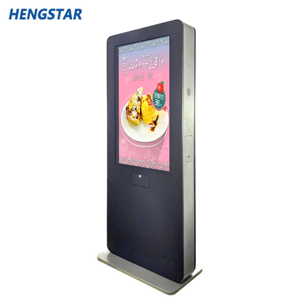 47 inch High Bright Outdoor LCD Monitor Display