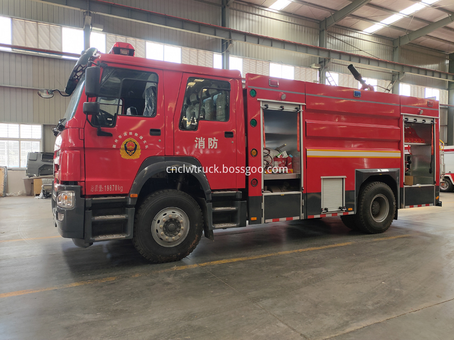 fire engines supplier