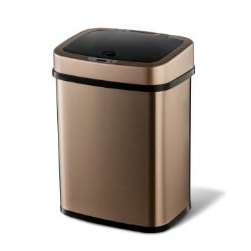 High Class Hotel Guestroom Sensor Trash Can/ Waste Paper Bin