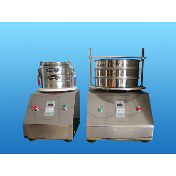 20cm 30cm Lab vibrating sieve shaker machine