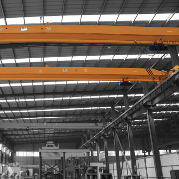 5-10ton workshop use single beam overhead crane