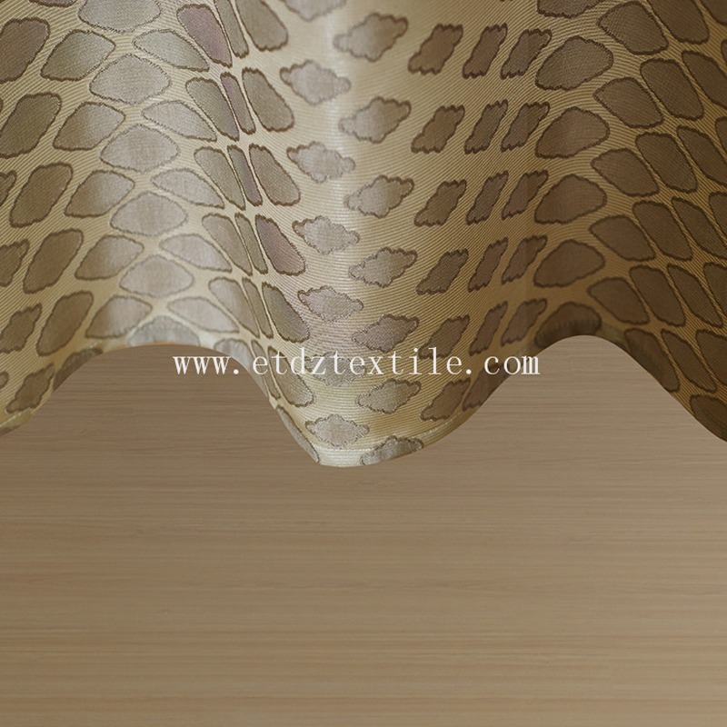 2015 New Curtain Fabric WZQ158