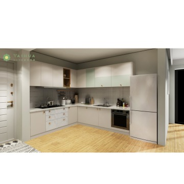 Customized Kitchen Room Cabinets and Dining Sets