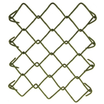 Diamond quality 60*60mm opening 9 gauge wire chain link fence price philippines