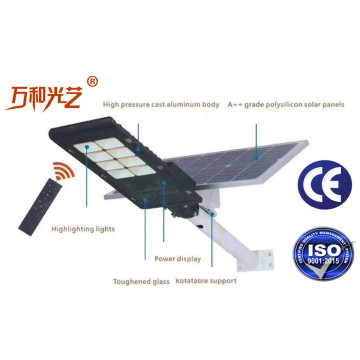 Outdoor Waterproof Solar Street Light Lifespan