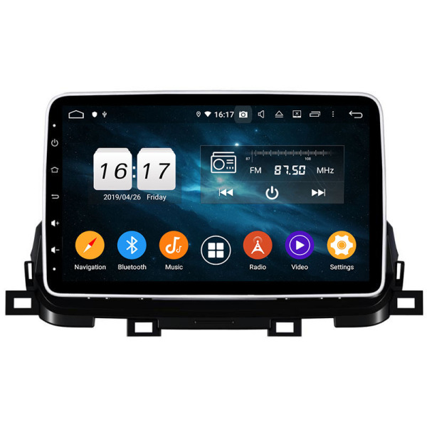 Sportage 2017-2018 car dvd player touch screen