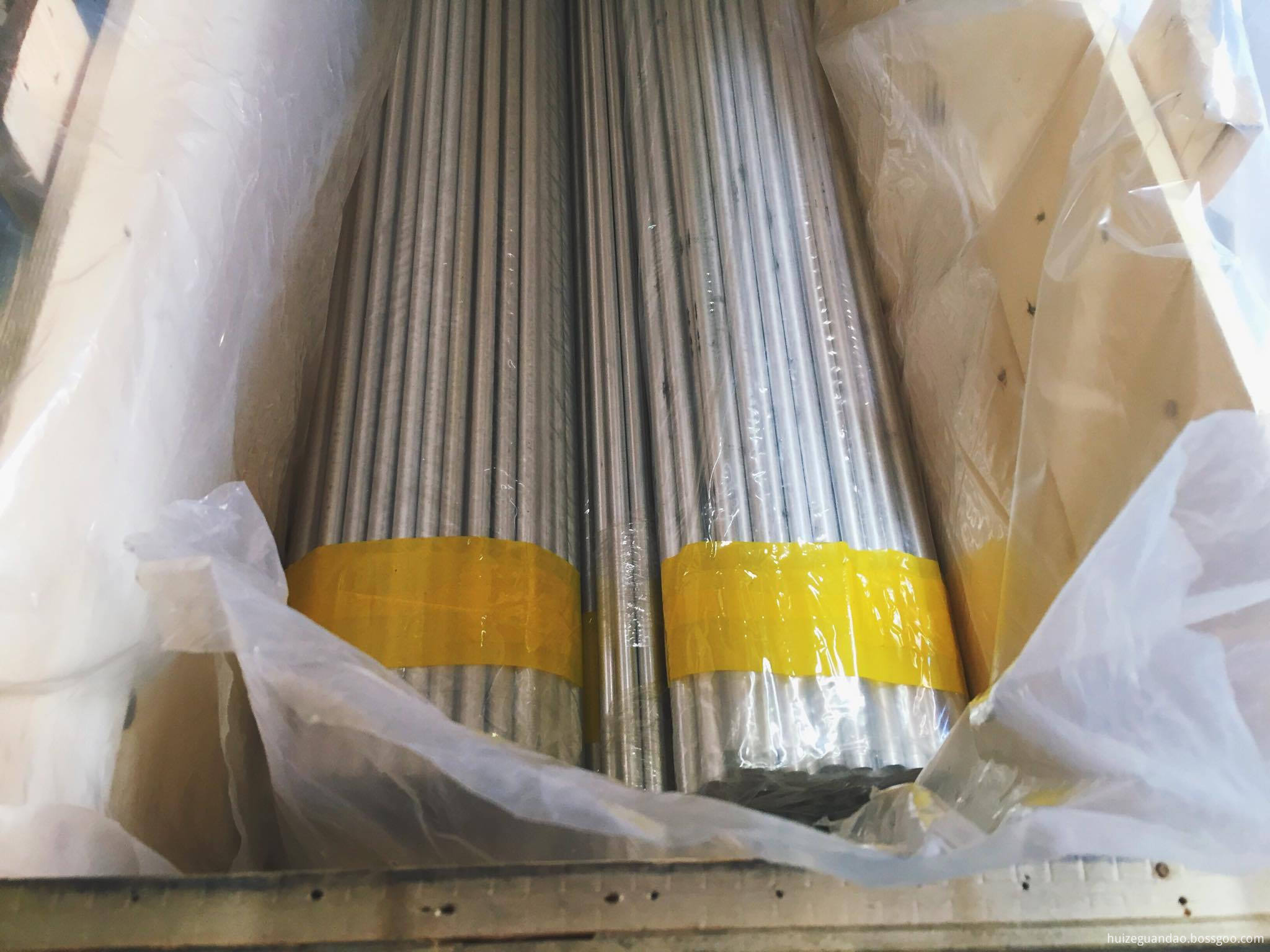SS316L Stainless Steel Pipe
