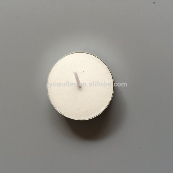 100pcs Cheap White Tealight Candles in Plastic bag