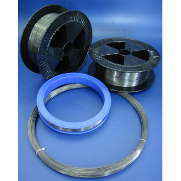 Vacuum Evaporator Coating Tungsten Wire in Spool