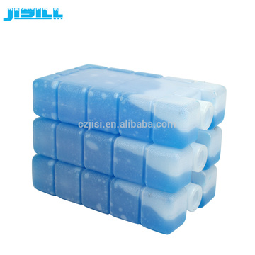 Reusable Freezer Ice Block Cooler for frozen food