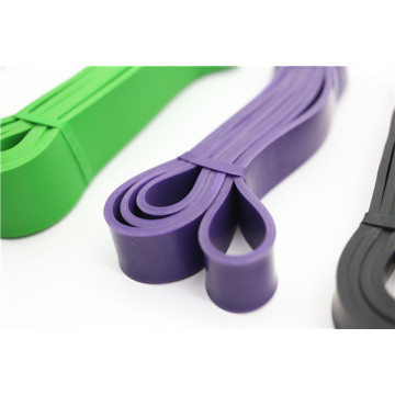 Custom Printed Fitness Elastic Resistance Thera band