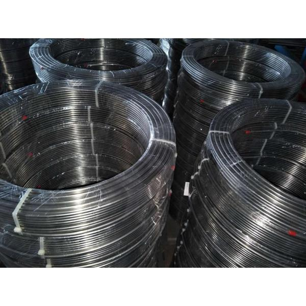 Seamless Stainless Steel Coil Tubing In Stock