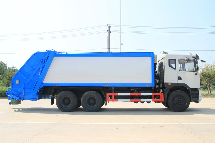 Heavy Duty Rear Loader Manufacturer
