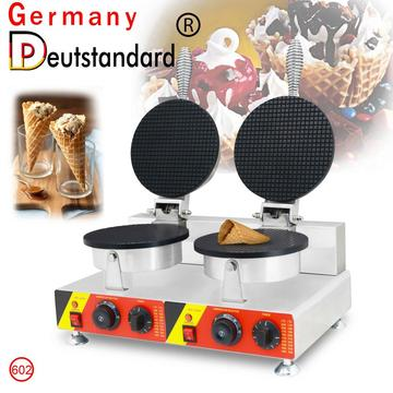 Hot sale ice cream waffle cone maker machine