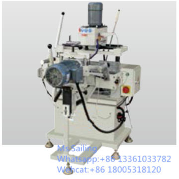 Copy-routing Drilling Machine for Aluminum Window