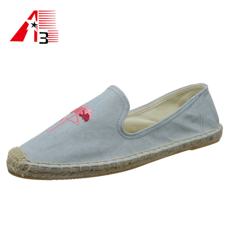 New Design Canvas Espadrilles