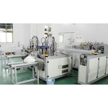 High-Speed Fully Automatic Dust Surgical Medical Packing Production Line