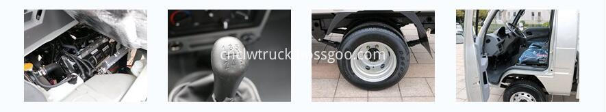refrigerated small trucks details 1