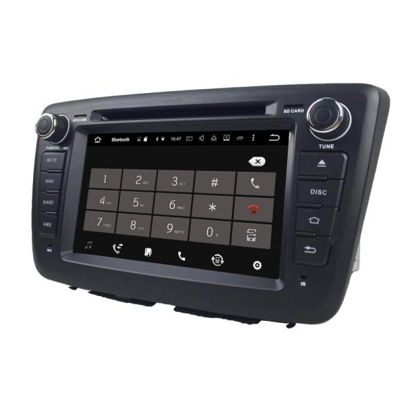 android car stereo for Baleno 2016