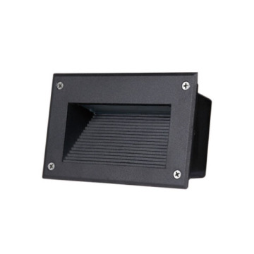 Recessed Rectangle 3w LED Step Light