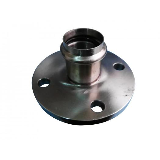 V-profile Stainless Steel 304/316L Flange Adapter