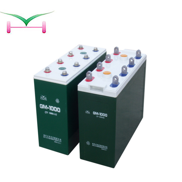 2V 1000ah  lead acid vrla battery