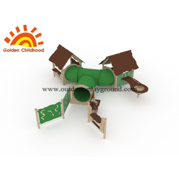 Outdoor Playground Playhouses Equipment structure