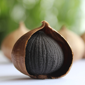 No Additives Single Bulb Black Garlic For Export