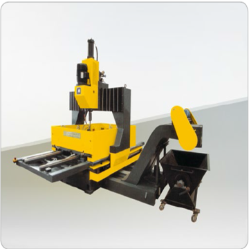 PMZ-16 CNC Gantry Move Plate Drilling Machine