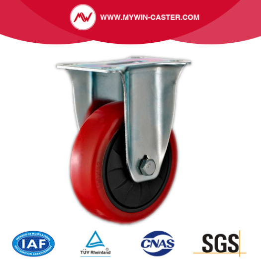 Top Plate Fix Wheel Industrial Caster