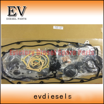 ISUZU 4JJ1 4JJ1-TC cylinder head gasket kit