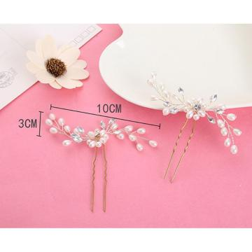 LADES 3 Pack Bridal Hair Pins Wedding Accessories