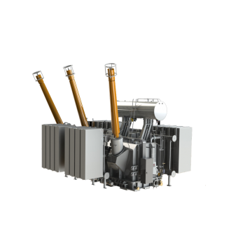 120MVA 132kV 3-phase 2-winding Power Transformer with OCTC