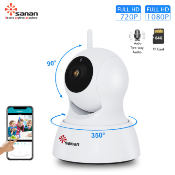 Wifi IP Camera Two Way Audio